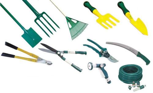 Инструменты для сада и огорода