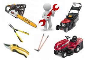 ремонт садовой техники и инструмента