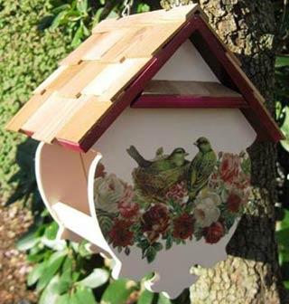 красивые кормушки для птиц