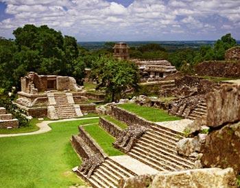 земледелие Майя